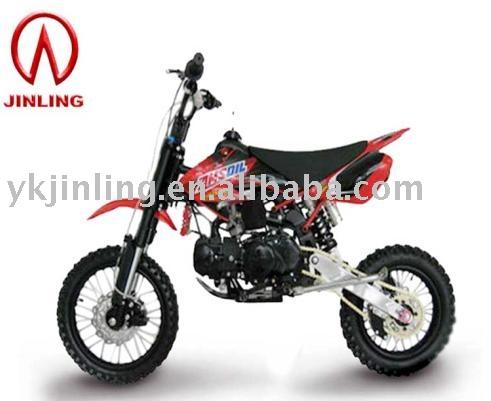 Кроссовый мотоцикл 110сс