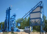 JD series asphalt mixing plant